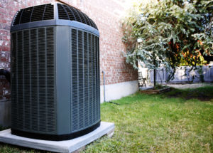 New Air Conditioning Unit